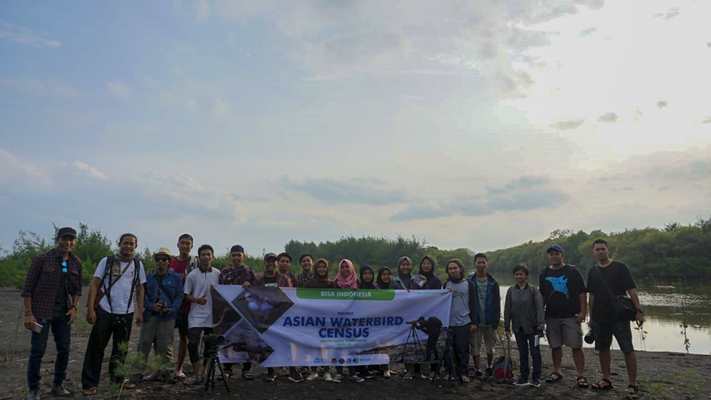 ASIAN WATERBIRD CENSUS BANYUWANGI