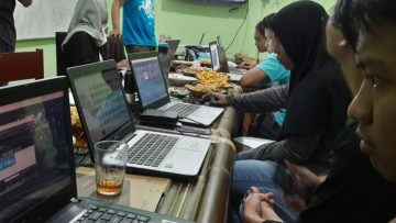 NGUPING #1: Ngobrol Video dan Editing